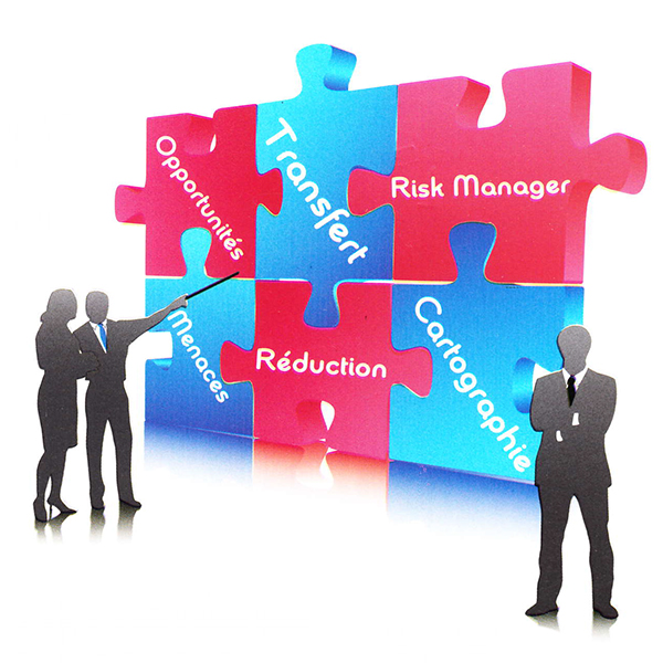LE MANAGEMENT DES RISQUES DE L'ENTREPRISE : Comment élaborer une cartographie des risques !