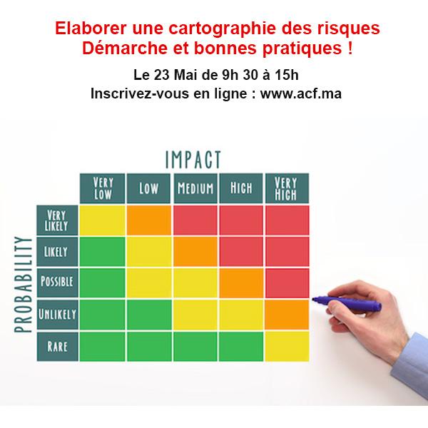 Elaborer une cartographie des risques : Démarche et bonnes pratiques !