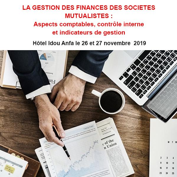 LA GESTION DES FINANCES DES SOCIETES MUTUALISTES : Aspects comptables, contrôle interne et indicateurs de gestion